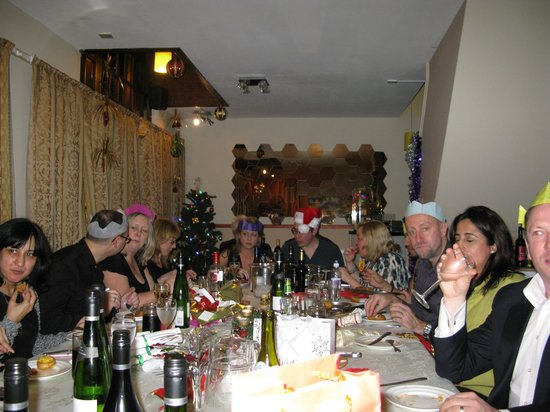 2 Tone Cafe & Simmer Down Restaurant: Work Christmas party