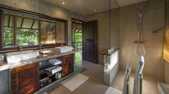 Ulagalla Resort: bath room