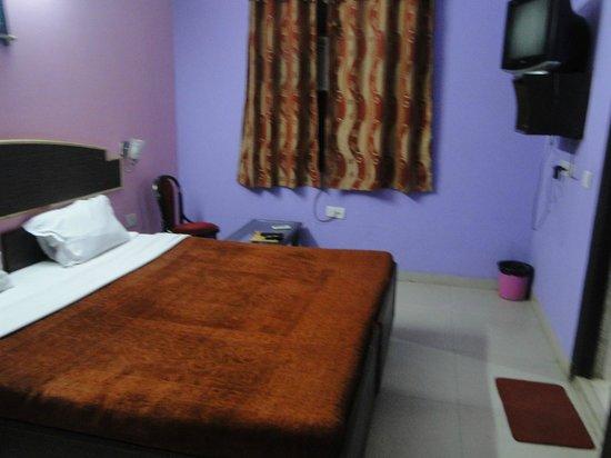 Hotel Mayank Residency : Deluxe-Zimmer Nr. 304