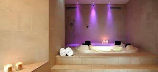 Best Western Premier BHR Treviso Hotel: idromassaggio