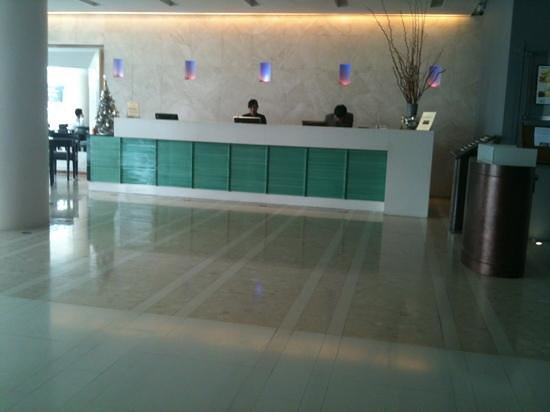 BelAire Bangkok : lobby
