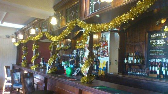 The Victoria Hotel: pub