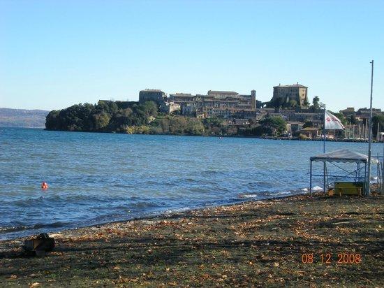 Marta, Italia: Veduta di Capodimonte