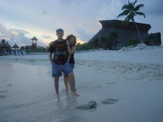 Grand Bahia Principe Tulum: Es un paraíso..!!