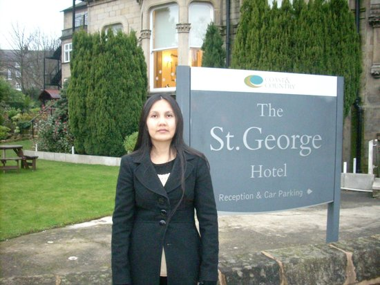 Country Living St. George Hotel: The St George Hotel Harrogate