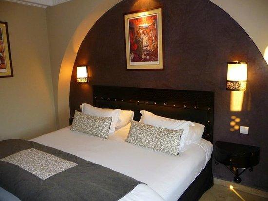 Hivernage Hotel & Spa: chambre
