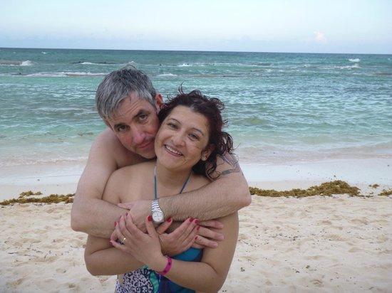 Grand Bahia Principe Tulum: El agua y la arena  blanca es un sueño..!!