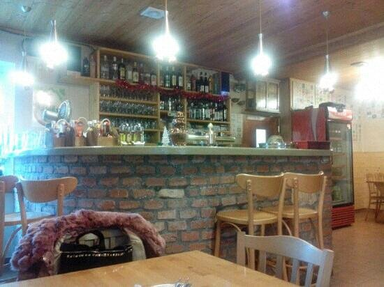 Poddzbansky Pivovar: restaurant in hotel