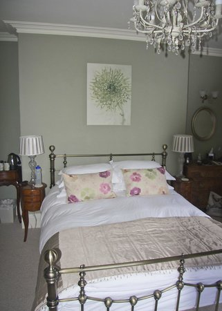 Bryn Mair House: Comfortable bed