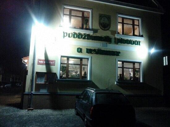 Poddzbansky Pivovar: street view