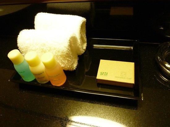 Miyako Hotel Los Angeles: アメニティー