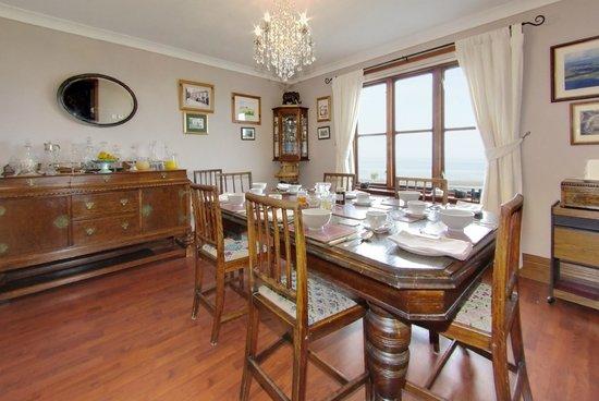هوثورن هاوس: Dining Room