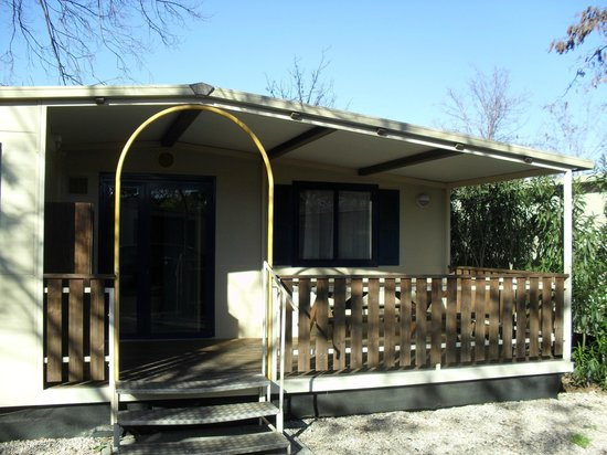 Camping Village Roma: Il nostro chalet