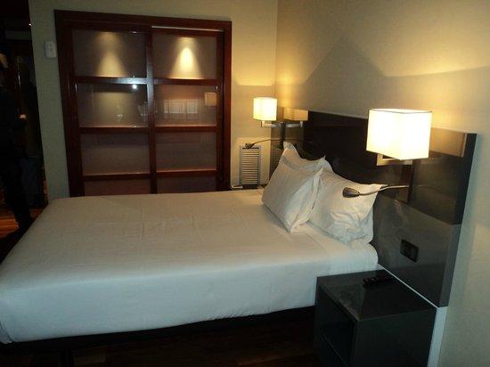 AC Hotel Avenida de America: Double Room