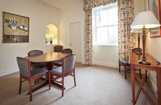 Skene House Whitehall: Superior suite