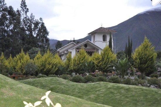 Aranwa Sacred Valley Hotel & Wellness: Gartenansicht