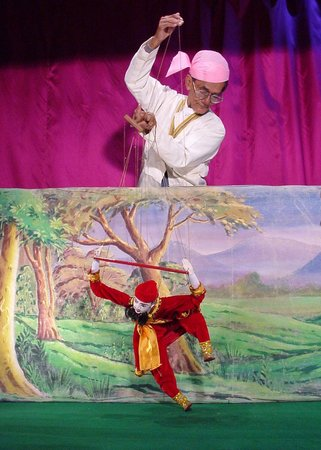 Mandalay Marionettes Theater : Ba Ba