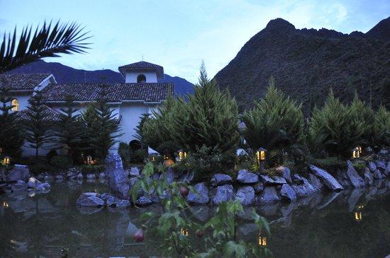 Aranwa Sacred Valley Hotel & Wellness: Hotel