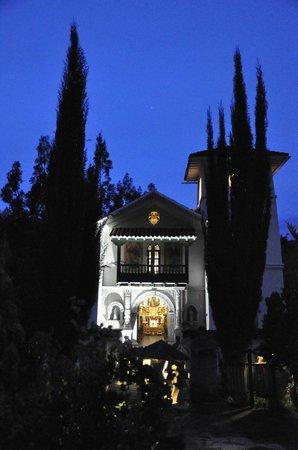 Aranwa Sacred Valley Hotel & Wellness: Kirche