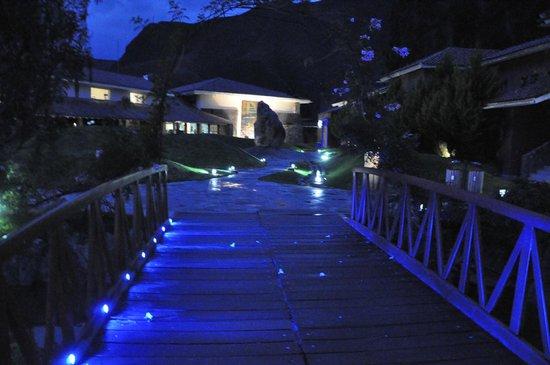 Aranwa Sacred Valley Hotel & Wellness: Gartenbereich