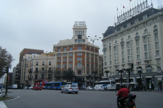 NH Collection Paseo del Prado: Hotel
