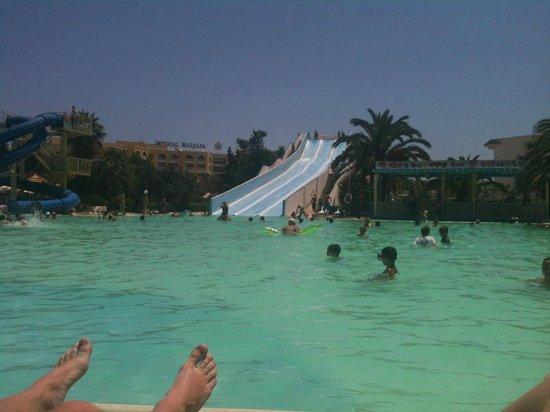 Soviva Resort: Main pool again