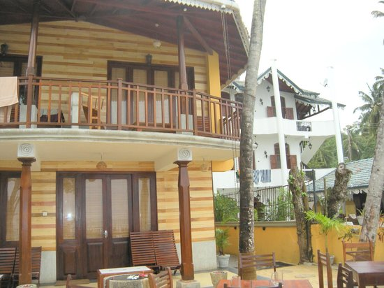 Thaproban Beach House: Отель
