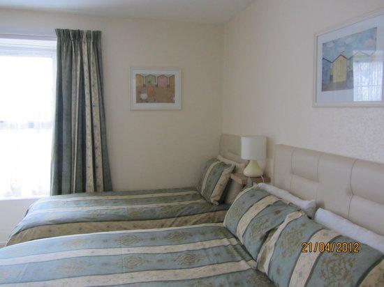 Engleton Guest House: Twin en-suite