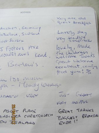 Engleton Guest House: More guests comments