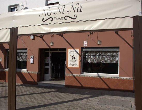 Aznalcazar, Espanha: No ni ná Tapas
