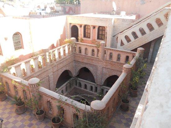Hotel Salsabil: il Salsabil visto dalla terrazza