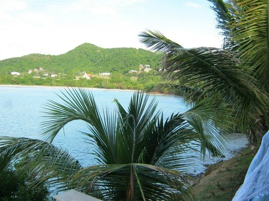 Cocobay Resort: balcony view