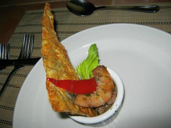 Cocobay Resort: Appetizer