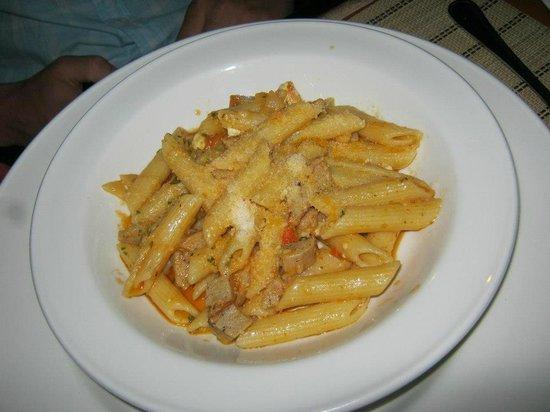 Cocobay Resort: Pasta - yummu