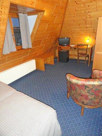 "Hotel Chez Norbert: chambre ""grassberg"""