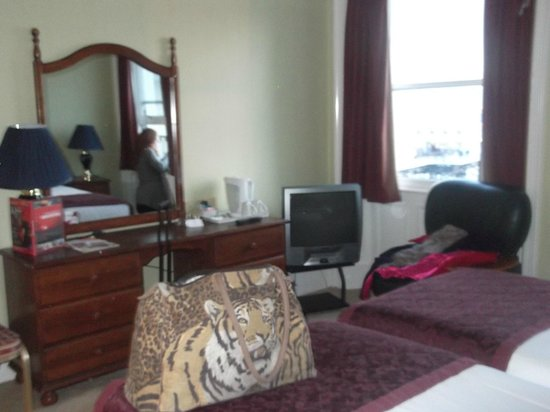 Royal Albion Hotel-Brighton: Our room