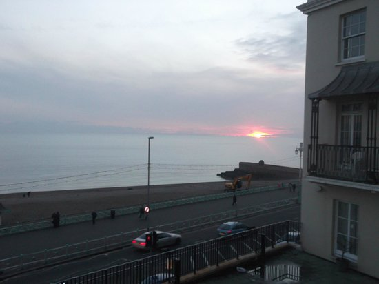 Royal Albion Hotel-Brighton: View from our room - Looking to the right