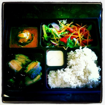 The Hanuman Restaurant: $15 Bento Box