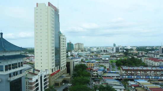 Pullman Kuching: View from the room