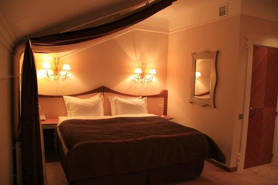 Hotel Dvor Podznoeva: стандартный двухместный номер