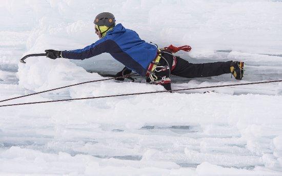 Teton Ice Park