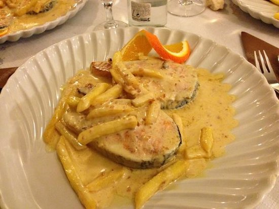 Restaurante Venegas: Salmon delicious prepared