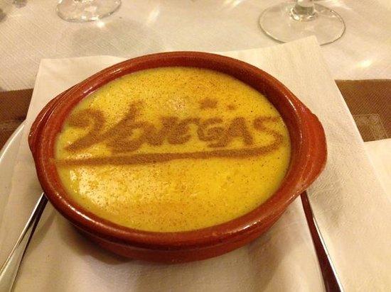 Restaurante Venegas: Dessert Flan