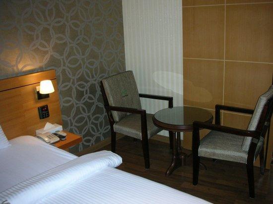 Benikea Hotel Press: Compact comfort
