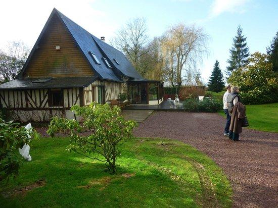 Le Clos Beauvallet : La maison ...