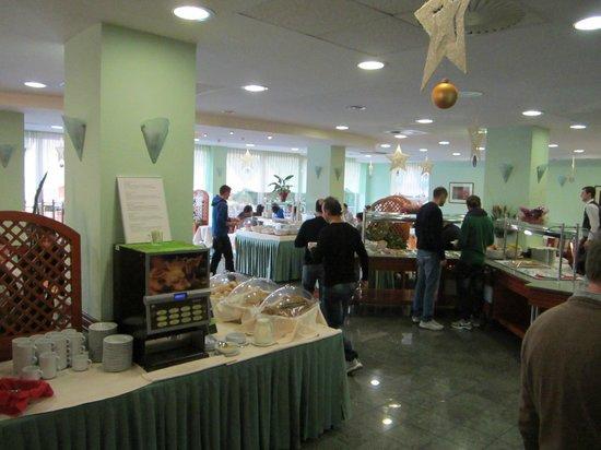 Hotel Mirna - LifeClass Hotels & Spa: SALA COLAZIONE
