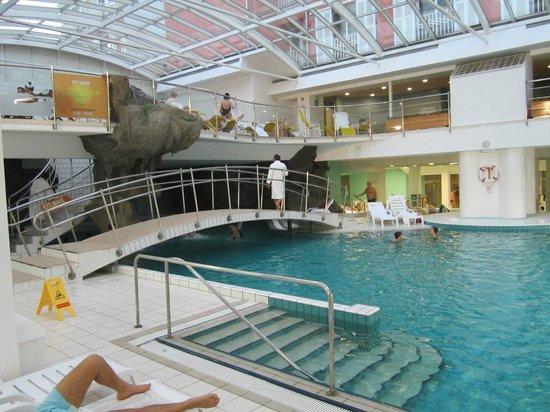 Hotel Mirna - LifeClass Hotels & Spa: PISCINA COPERTA