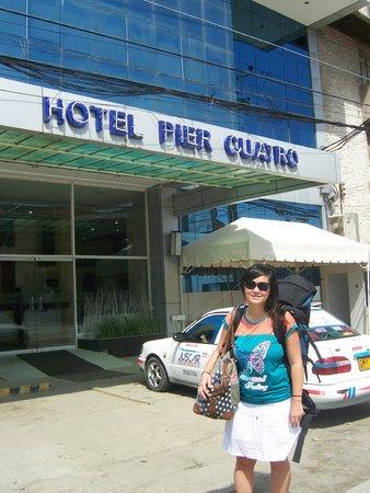 Hotel Pier Cuatro: hotel