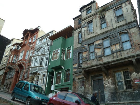 View from pierre loti picture of my local guide istanbul istanbul