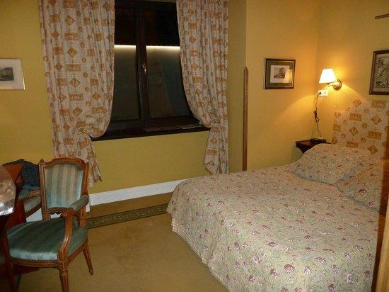 Hotel Grodek: My room